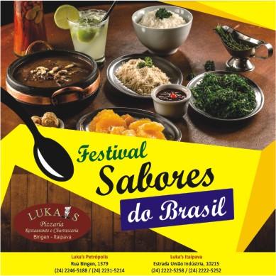2° Festival Gastronômico do Luka's
