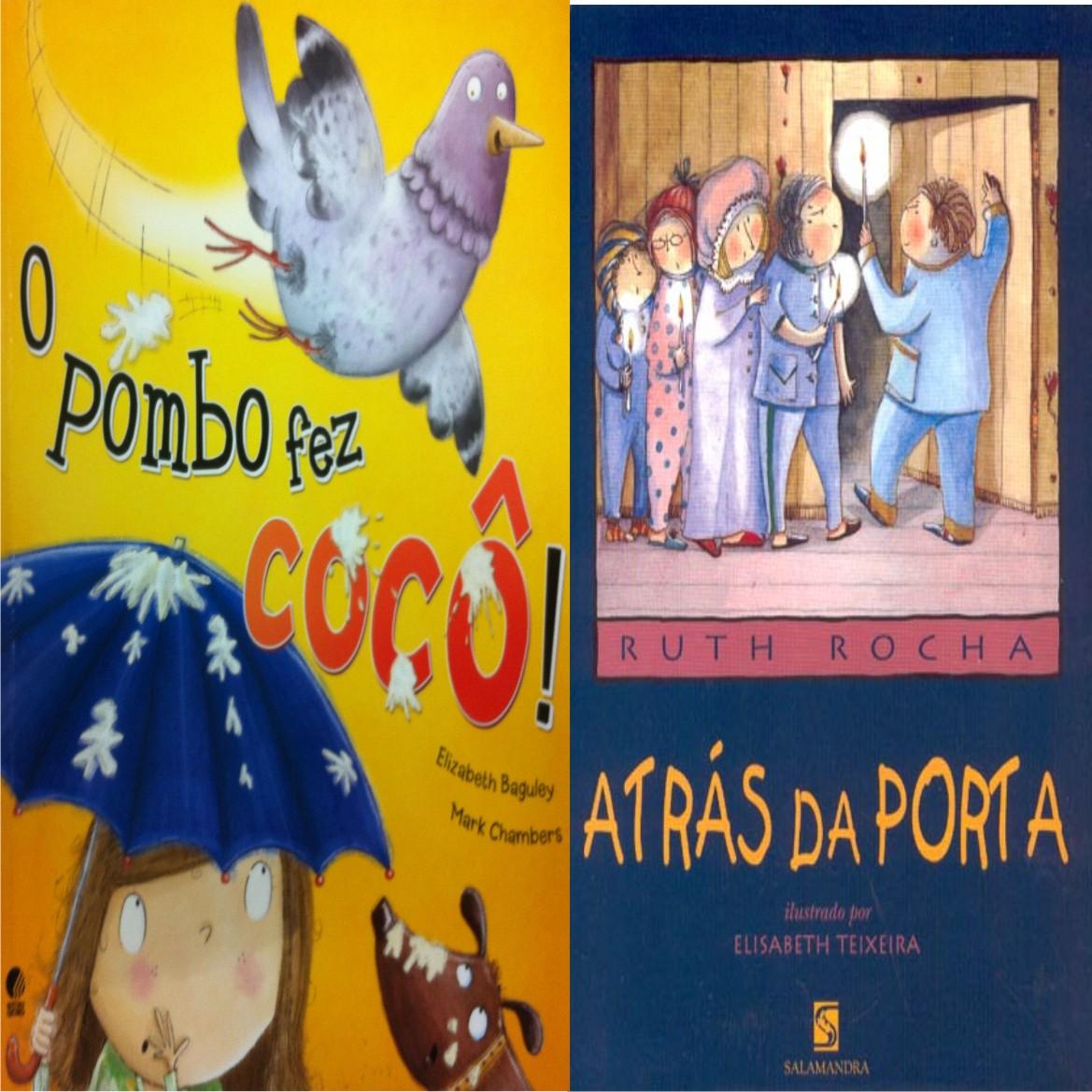 BIBLIOTECA ROCAMBOLE - COMEMORA��O DO DIA DOS AV�S