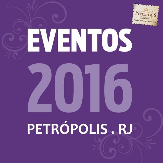 Calend�rio de Eventos 2016