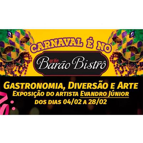 Carnaval no Bar�o Bistr�