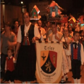 Desfile de Luzes