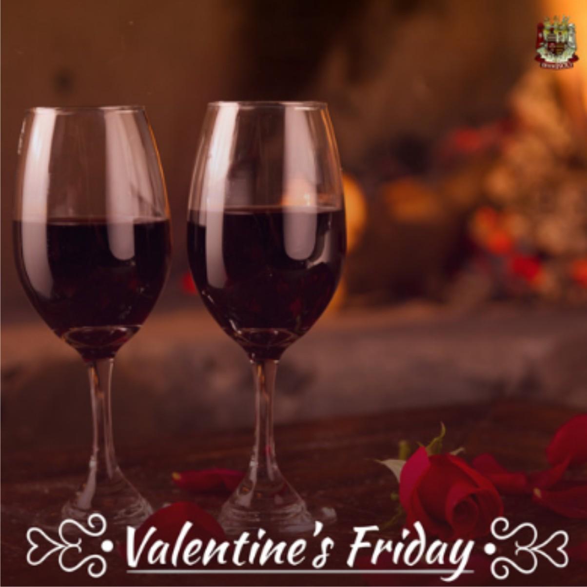 Dia dos Namorados - FRIDAY