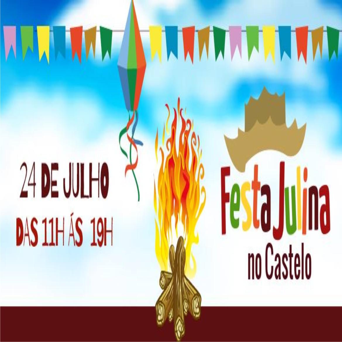 Festa Julina no Castelo de Itaipava