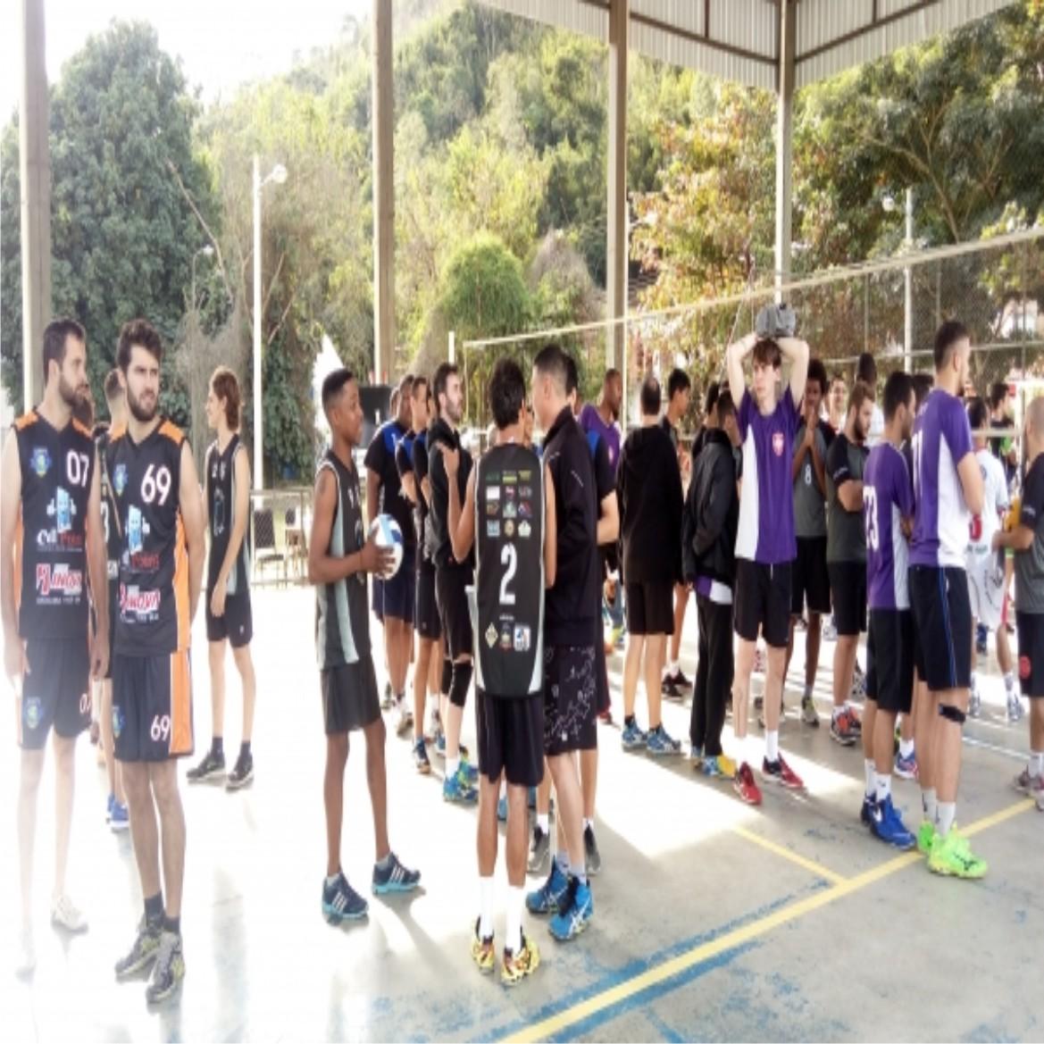 Torneio de vôlei