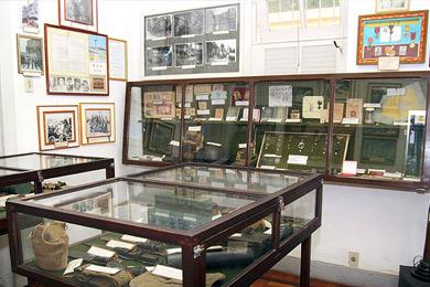 Museu da FEB - FORÇA EXPEDICIONÁRIA BRASILEIRA