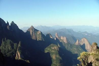 PARNASO - Parque Nacional da Serra dos Órgãos