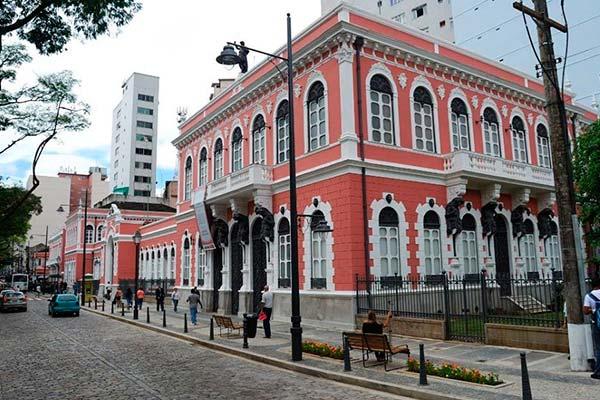 Antigo Fórum - Palácio da Justiça
