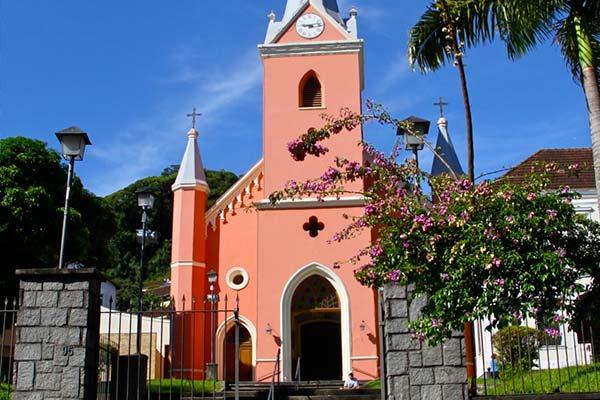 Igreja Matriz Sagrado Coração de Jesus