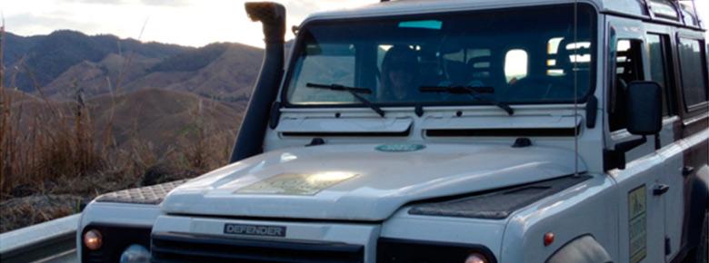 Passeios de Jeep